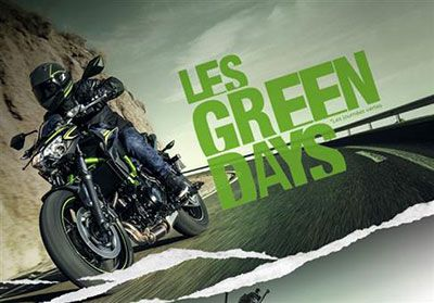 KAWASAKI - Les Green Days reviennent pour 2020 !