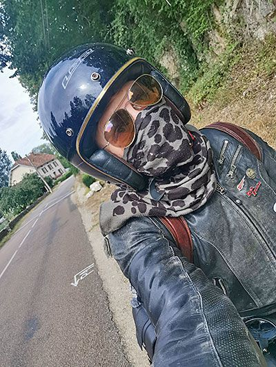 Road-trip solo sur Royal Enfield