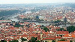 08-Prague, la ville aux mille tours et mille clochers