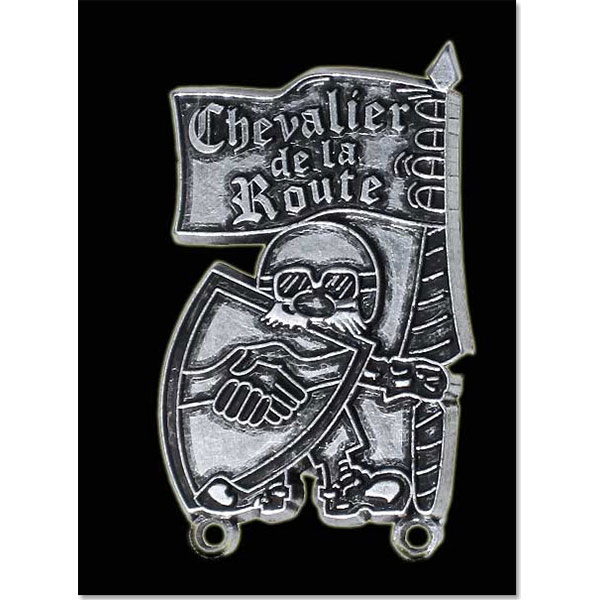 La Broche Chevalier De La Route